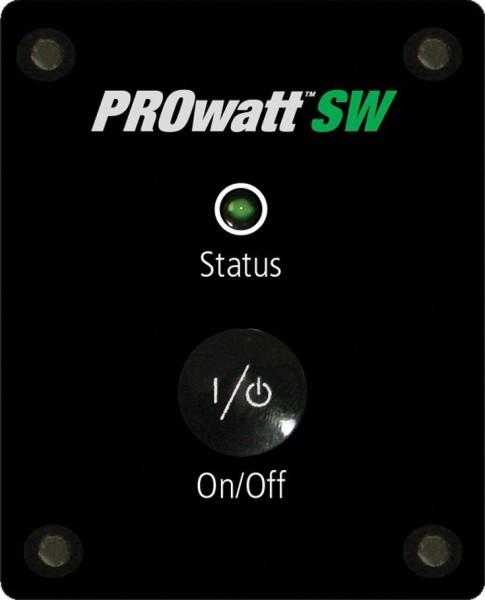 Télécommande (7,62m de câble) (pour PROwatt SWi)