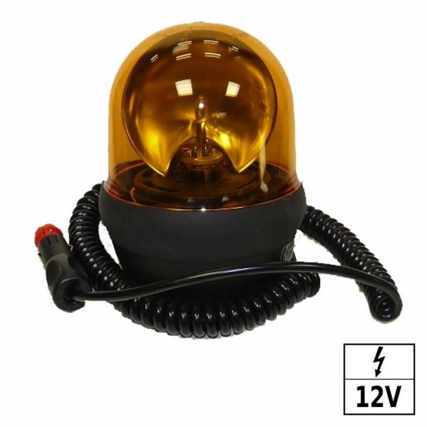 Gyrophare 12V 55W magnétique