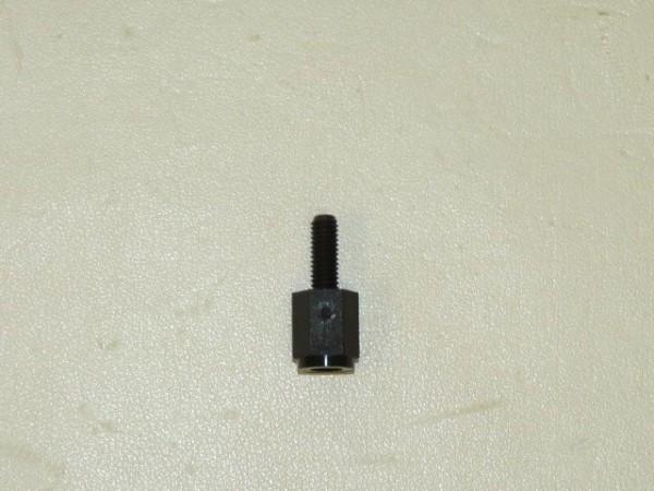 Entretoise plastique M3 12mm