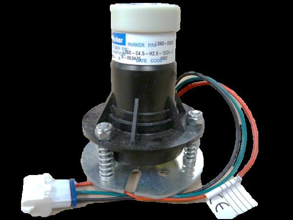 Indicateur de dévers connecteur AMP 3 voies