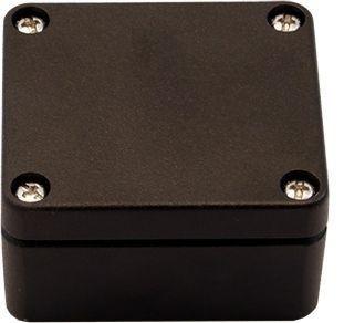Efabox noire 64x58x34