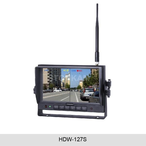 """Écran numérique sans fil 7"""" HD 720P"""