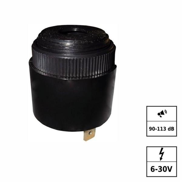 Piezo Buzzer ton constant 6-30V
