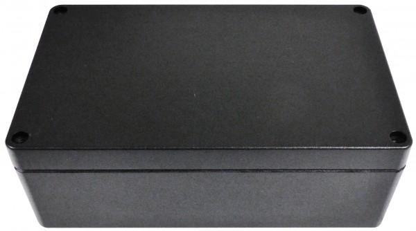 Efabox noire 260x160x91