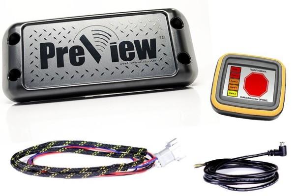 Kit complet Preco Wireless - Système anti-collision sans fil avec écran